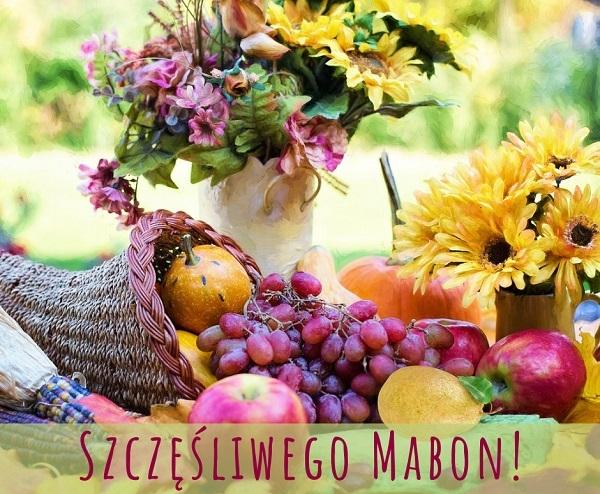 Szczęśliwego Mabon